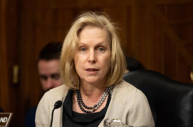 Senator Kirsten Gillibrand calls for an EU-style Data Protection Agency