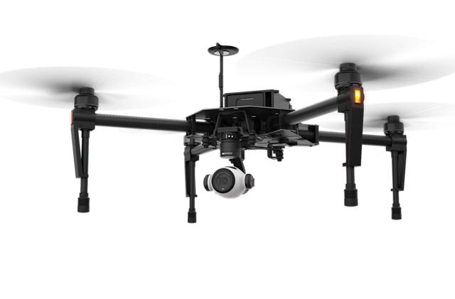 DJI's Zenmuse Z3 is its first drone camera with optical zoom