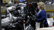 Industrial output rises the most in six months as automakers boost pickup truck production