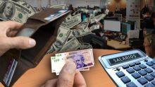 Dólar alto mata billetera: anticipan por cuántos puntos los sueldos volverán a perder la carrera contra los precios