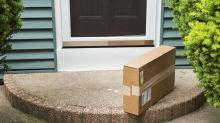 Online shopper reveals parcel was dropped in toilet, as one in two people face delivery woes