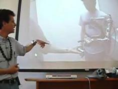 Dean Kamen's robotic prosthetic arm gets detailed on video