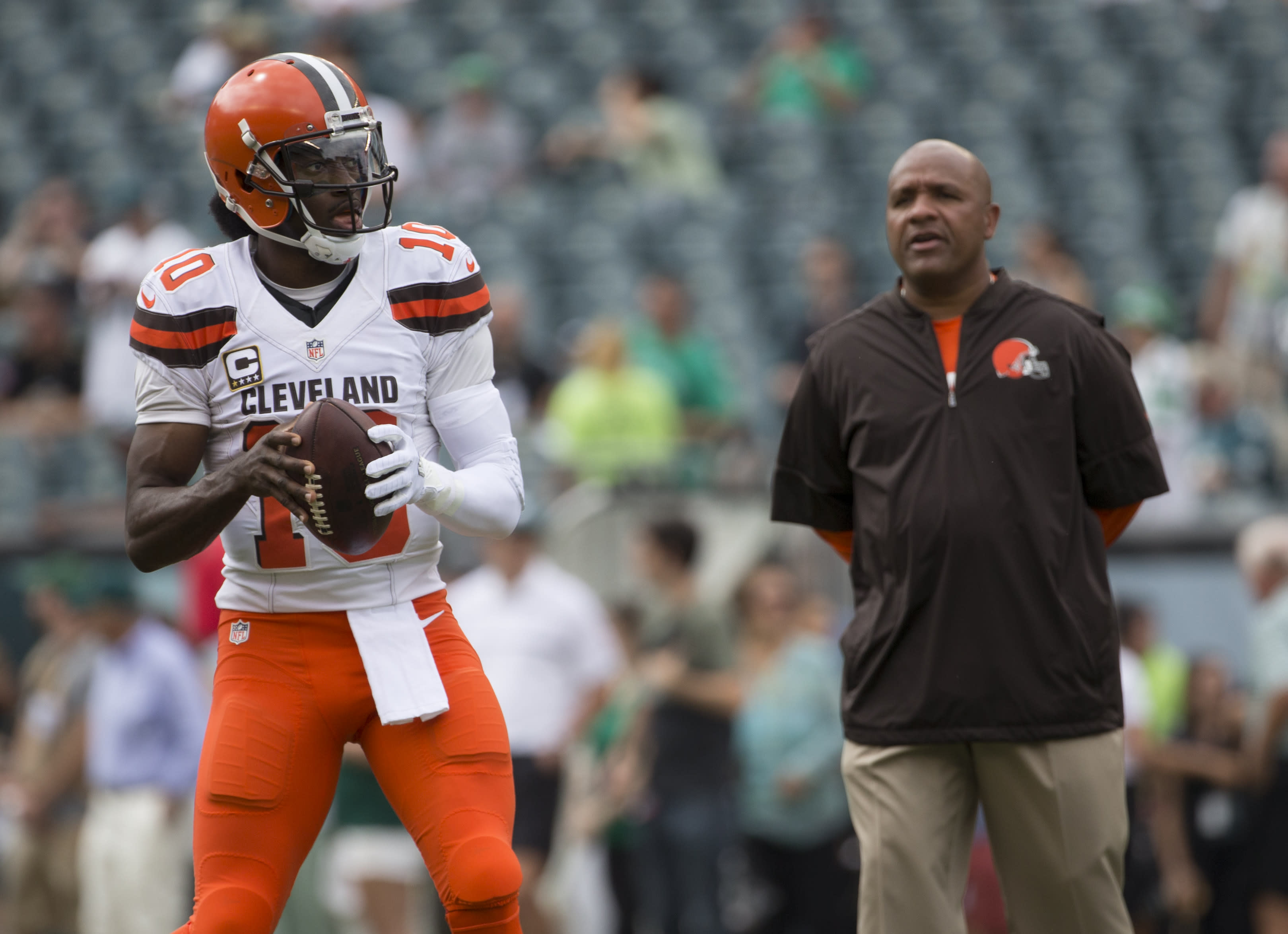 best website 1ffa3 f1ca8 Some people in the Browns reportedly think Robert Griffin ...
