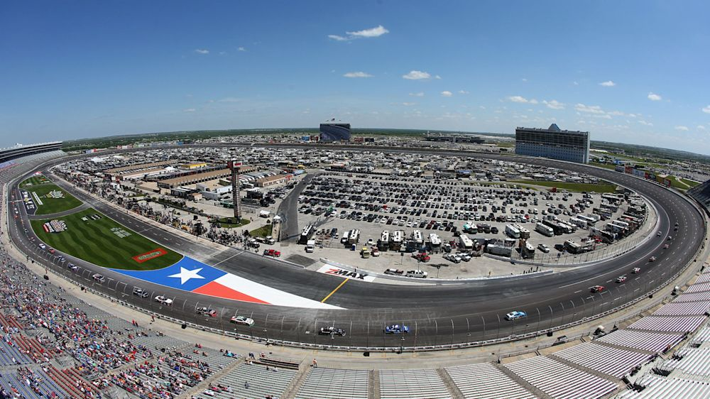 NASCAR Cup drivers wary before first race at repaved Texas Motor Speedway