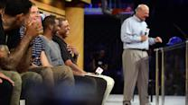 Ballmer Keeps Clippers' Coach Doc Rivers, and More