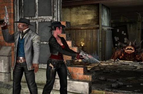 Watch a dev tour of Defiance's Gunslinger DLC