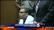 Prosecutors Move to Revoke Chris Brown`s Probation