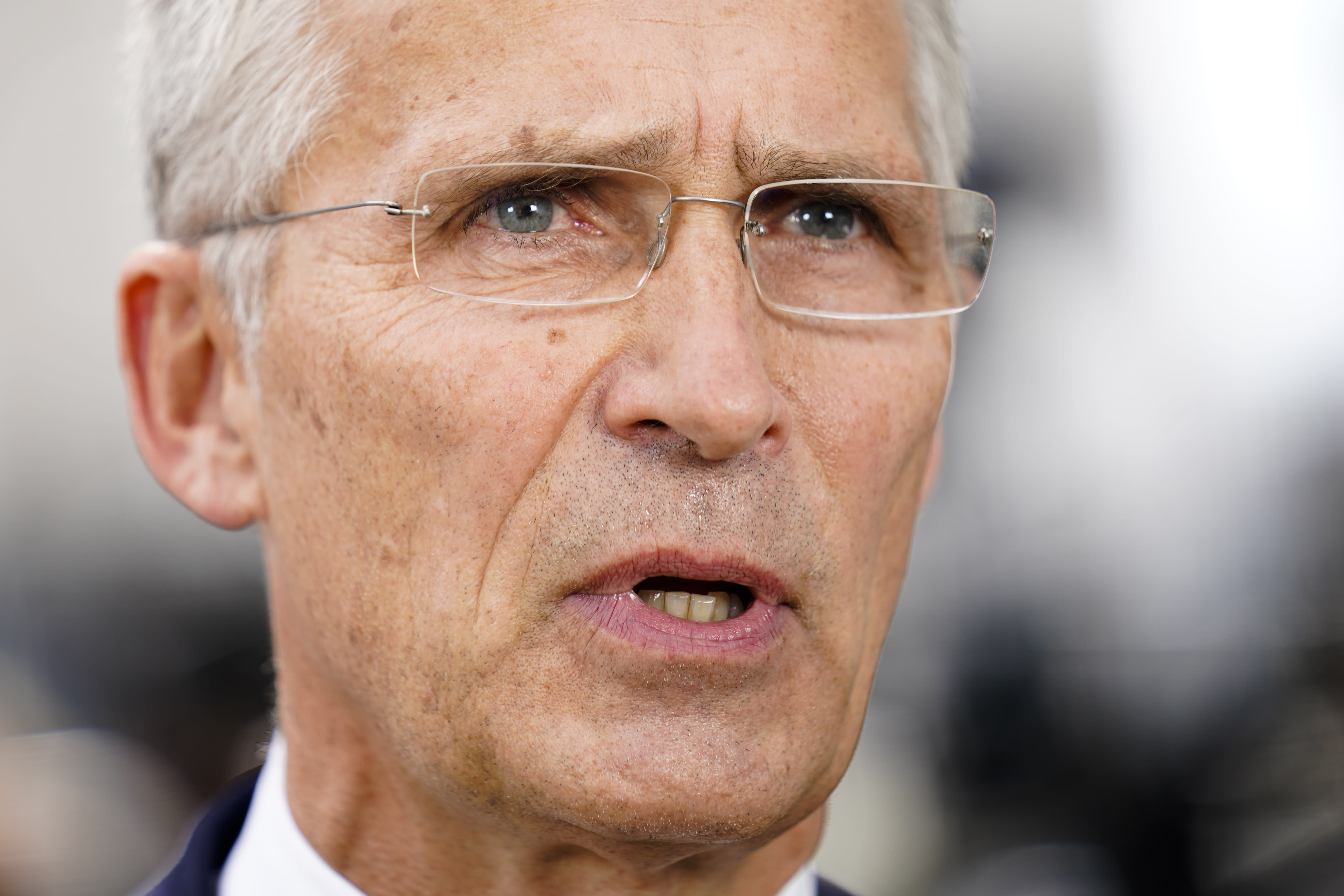 NATO leader: Allies need to stand together amid sub flap