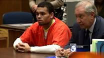 Chris Brown Sentenced to One Year in Jail for Probation Violation