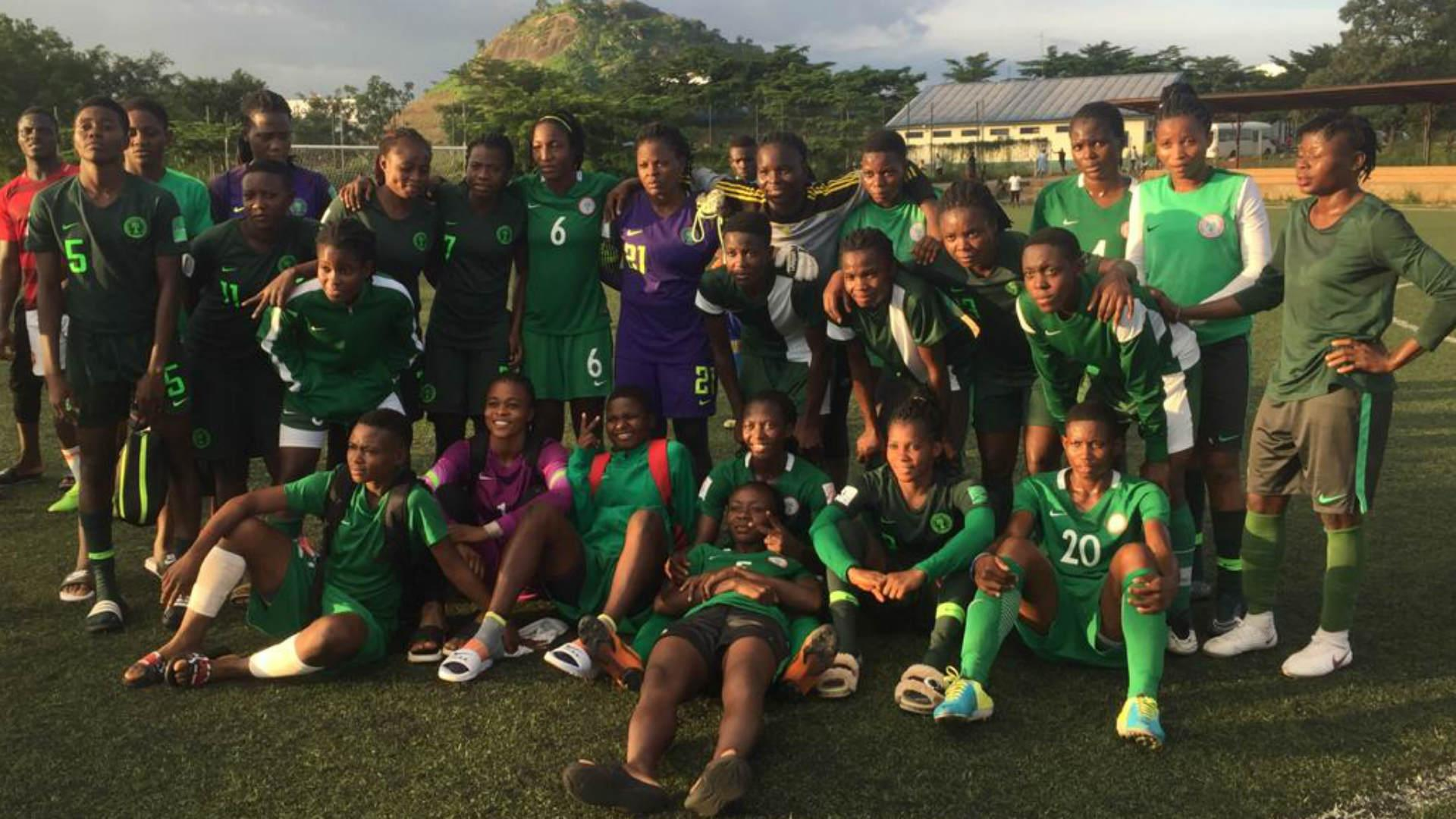 Nigeria U20W 3-0 Algeria U20W: Falconets break African Games final jinx