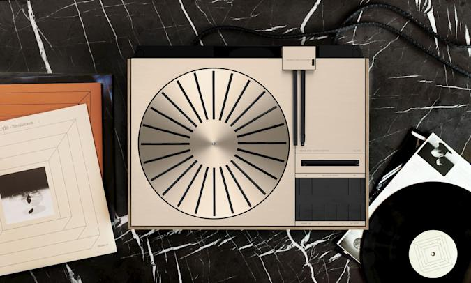 Bang & Olufsen Beogram 4000c Recreated Limited Edition