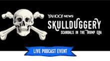 Join us for a live video taping of Skullduggery