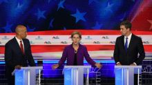Warren leads US Democrats in spirited first 2020 debate