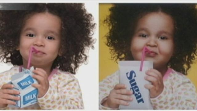 Kids Made to Look Obese in New Ad Campaign