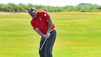 A wounded warrior eyeing a career in golf suffers a setback when Golf Academy of America folds