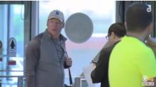 Roger Goodell flies through Boston, is not chased by angry mobs of Patriots fans
