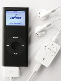 Mavizen myBlu solves the iPhone blues, adds caller ID / voice dialing to iPods