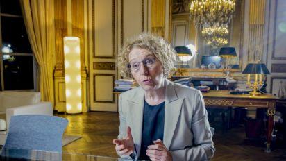 """Muriel Pénicaud: """"Se former tout au long de sa vie est une nécessité économique et sociale"""""""