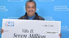 Cleaner's surprising decision after $7.4 million lotto jackpot