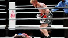 KO brutal: Nate Robinson cambia la NBA por el boxeo y hace el ridículo