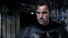 "Ben Affleck says he won't make a ""mediocre"" Batman movie"