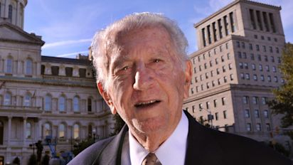 Mayor D'Alesandro, brother to Pelosi, dies at 90
