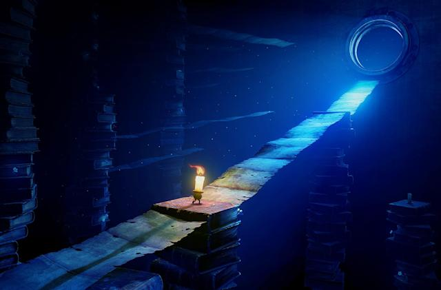 'Candleman' is a 3D platformer that will make your heart melt