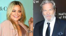 Kate Hudson Joins List of Celebs Crushing on Jeff Bridges