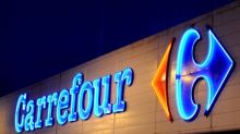 Carrefour shares plunge 12% on full-year profit warning