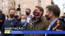 Bolsonaro visita Bagé