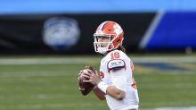 NFL talent evaluators sound off on Trevor Lawrence