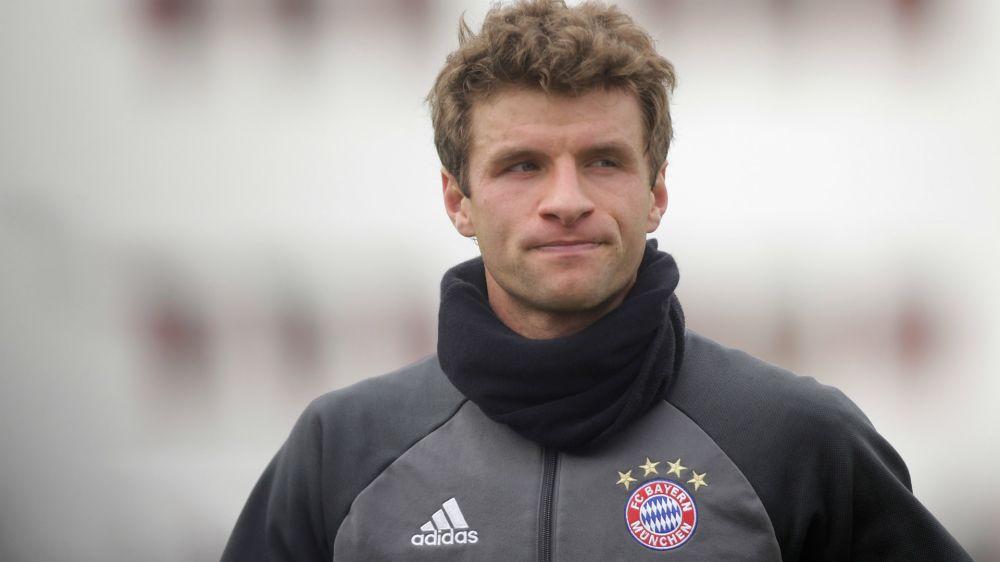 """Bayern-Star Müller: """"Wollen noch einmal Spaß haben"""""""