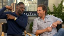 Attention, Hollywood: Idris Elba Wants to Be in a 'Magic Mike' Movie