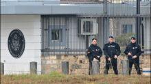 Selbstmordattentäter wirft Granate auf Gelände der US-Botschaft in Montenegro