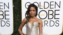 Naomie Harris reveals the uncomfortable truth behind red carpet gowns