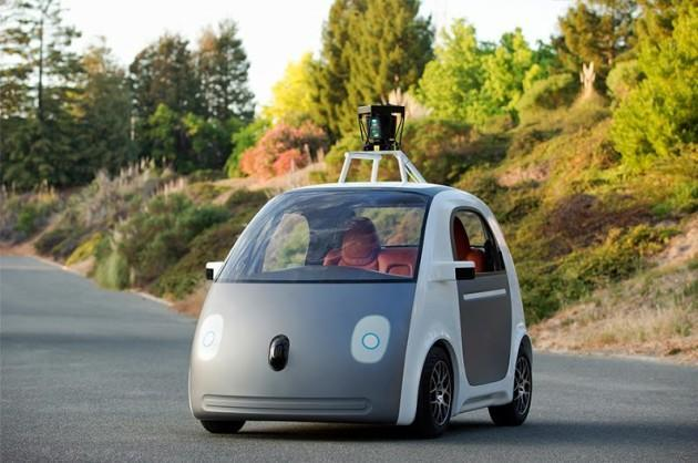 Google's unique self-driving cars will hit public streets this summer