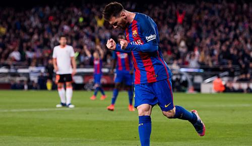 Primera Division: Messi knackt erneut die 40-Tore-Schallmauer