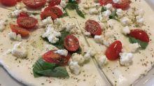Neuer Foodtrend: Pizza ganz aus Käse