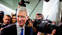 Tim Cook becomes a billionaire as Apple nears $2 trillion valuation