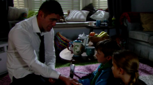 Enders trailer: Jack tells the kids about the funeral