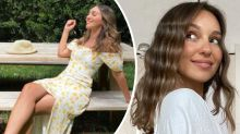 The Bachelor's Bella Varelis stuns in 'must-have' summer dress