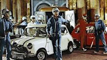 The Italian Job named the greatest British movie of all time