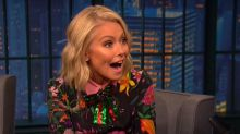 Kelly Ripa Says Donald Trump Was a 'Great' Co-Host on 'Live'