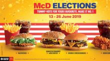 Malaysians, meet the three candidates of the McD Elections and cast your vote to enjoy delicious discounts (VIDEO)