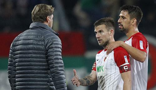 Bundesliga: Baier sagt Sorry - Hasenhüttl unversöhnlich