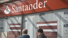 Santander launched a blockchain-based foreign exchange se...
