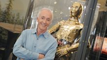 Star Wars actor sends message of support to music pupils in Wales