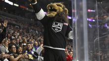 Kings fire man who performed as team mascot after sexual misconduct allegations