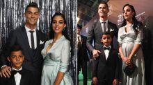 Ronaldo und seine Georgina: Süßer Babybauch-Auftritt bei den FIFA Awards