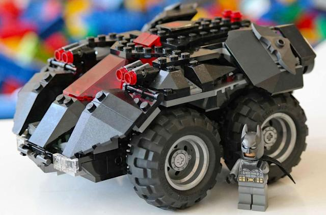 Lego's Powered Up kits are built for connected play